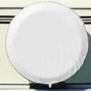 White wheel cover #86000 for travel trailer