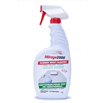 Rubber Roof Cleaner #M6001 For Travel Trailer